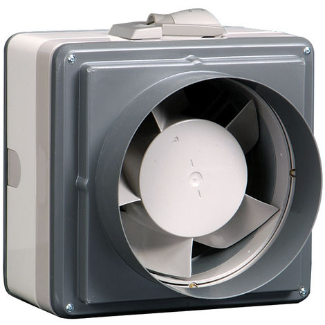 Vent-Axia TX9IL T-Series Size 9 In-Line Duct Fan (W163710B)