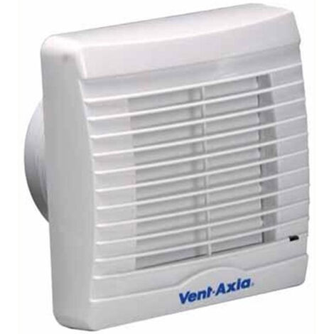 Vent-Axia VA100LHP Axial Bathroom and Toilet Fan - 251610