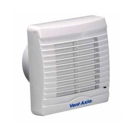 Vent-Axia VA100LHP Axial Bathroom Fan With Humidistat & Pullcord (251610E)