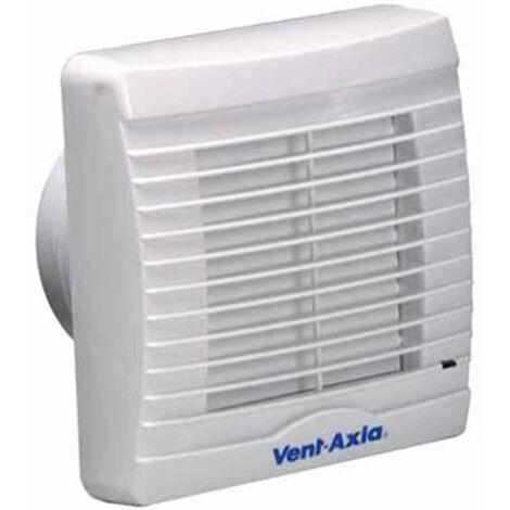 Vent-Axia VA100SVXHT Low Voltage Axial Shutter/Humidity Fan - 258512
