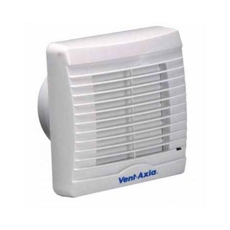 Vent-Axia VA100XHP 100mm / 4 Inch Axial Bathroom Fan With Shutter, Humidistat & PC (251710F)