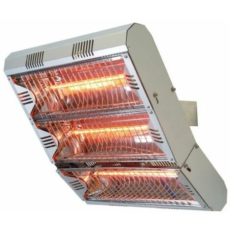 Vent-Axia Vari6000 6kW 415V Infra Red Patio Heater - 447604