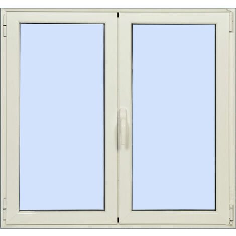 Ventana Aluminio Practicable Oscilobatiente 1000X1000 2h