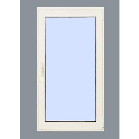 Ventana Aluminio Practicable Oscilobatiente Izquierda 500 /×1000 1h