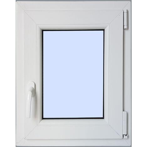 Ventana PVC Practicable Oscilobatiente Derecha 500X700 1h carglass