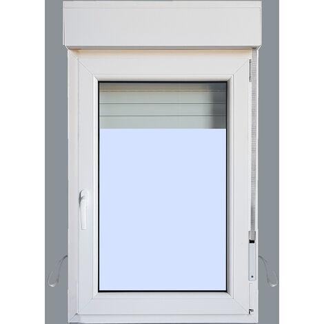 Ventana PVC Practicable Oscilobatiente Derecha con Persiana (PVC) 800X1155 1h