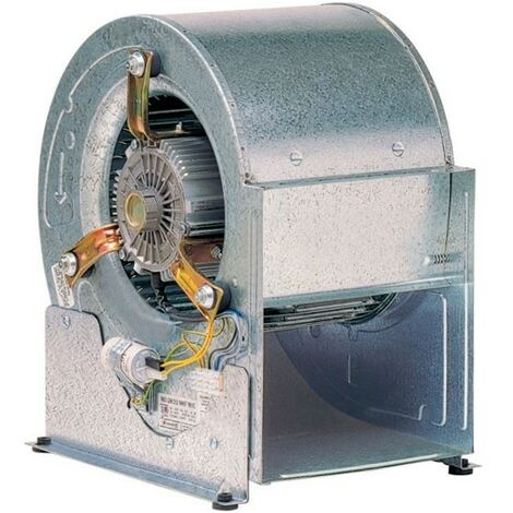 Ventilador centrífugo rodete chapa monofásico BP-ERP 10/10 MC 4P 0,550 kW
