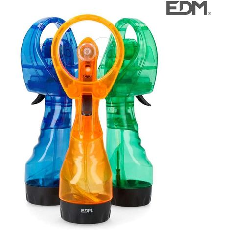 Ventilador de agua nebulizada EDM