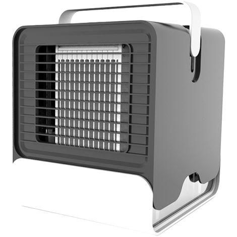 Ventilador de aire acondicionado, enfriador de aire de escritorio USB