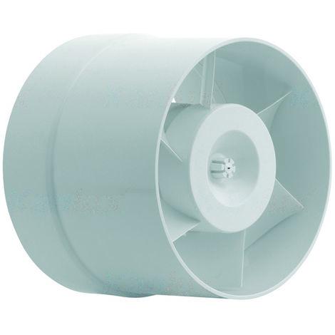 Ventilador de conducto de escape 230 V 100 m3 / h 100 mm WIR WK-10 19W