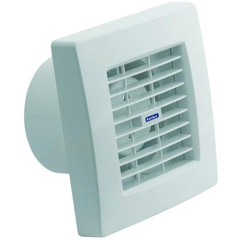 Ventilador de extraccion 230 V 100 m3 / h 100 mm TWISTER AOL100B 19W