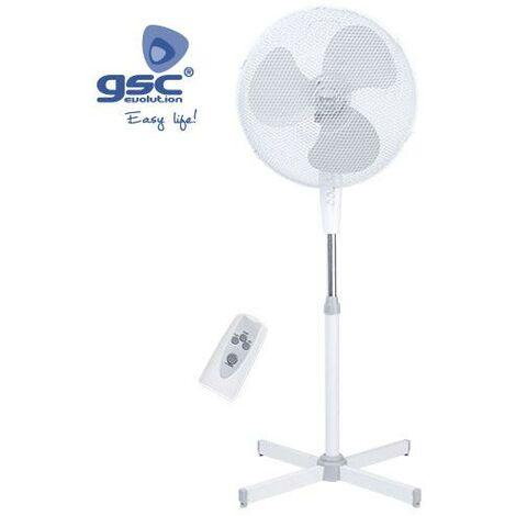 """main image of """"Ventilador de pie 40cm 45W con mando a distancia"""""""
