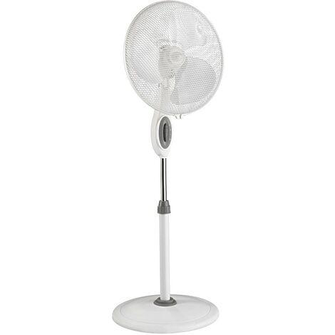 Ventilador de pie CasaFan 306135 GREYHOUND SV 45 blanco