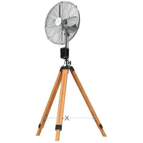 Ventilador de pie forcesilence 1600 woody smart