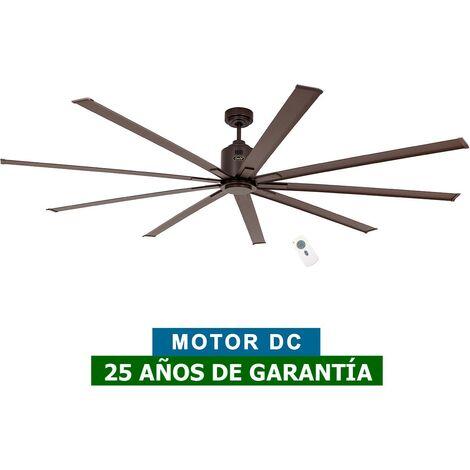 Ventilador de techo CasaFan 922014 BIG SMOOTH ECO bronce antiguo