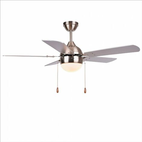 Ventilador de techo con luz Pontia