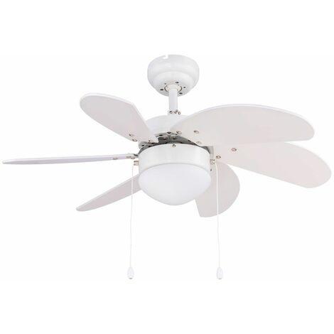 Ventilador de techo, interruptor de la sala de estar, 3 niveles, ventilador de luz del radiador en el conjunto, incluido el control remoto