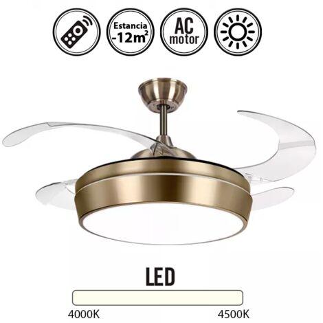 Ventilador de techo LED Simun (36W)