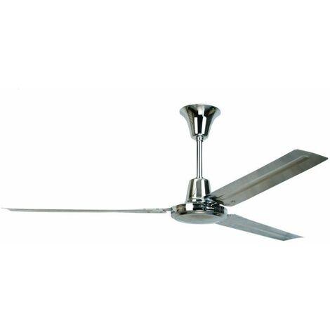 Ventilador de techo Sulion 075151 METEOR Niquel