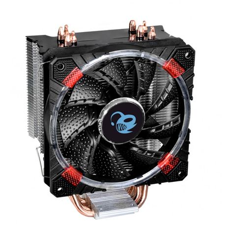Ventilador disipador coolbox deep cyclone gaming.
