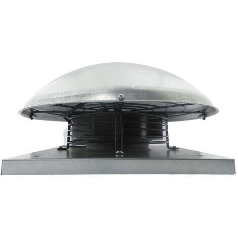 Ventilador extractor centrifugo para tejados 150mm