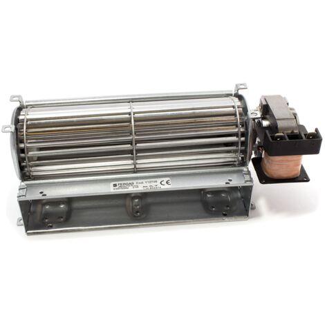 Ventilador Tangencial Estufa Pellets TGO60/1-180-20 Standard 240v