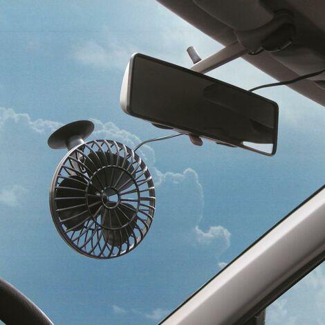 """main image of """"Ventilateur 12v sur ventouse pour voiture , camping car PE"""""""