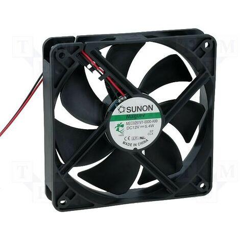 """main image of """"Ventilateur 12Vdc 120x120x25mm 2Wire Vapo 5,4W"""""""