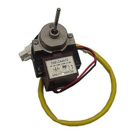 Ventilateur (321724-48344) (00601016, D4612AAA22) Réfrigérateur, congélateur BOSCH, SIEMENS, NEFF, BRANDT