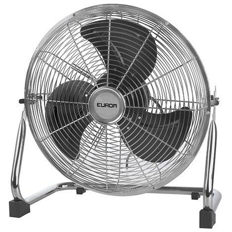 Ventilateur à haute vélocité PRO D. 35,5 cm 3 vitesses 230V 65W - HVF14-2 - 385694 - Eurom - -