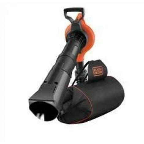 Ventilateur/aspirateur/trituateur 3000w gw3031bp-qs