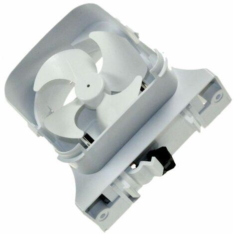 Ventilateur avec boitier (481010595120) Réfrigérateur, congélateur 294857 WHIRLPOOL, BAUKNECHT, IGNIS, LADEN, INDESIT, IKEA WHIR