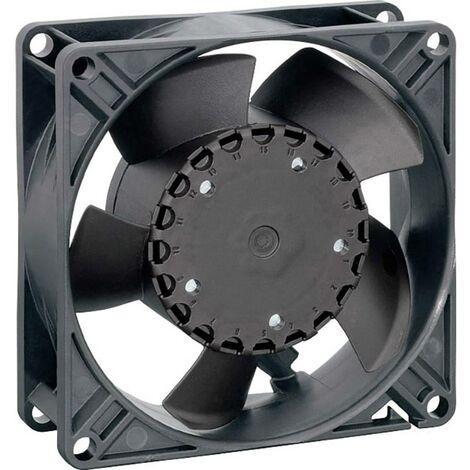 Ventilateur axial EBM Papst 3312 NNR 9293510106 12 V 80 m³/h (L x l x h) 32 x 92 x 92 mm 1 pc(s)