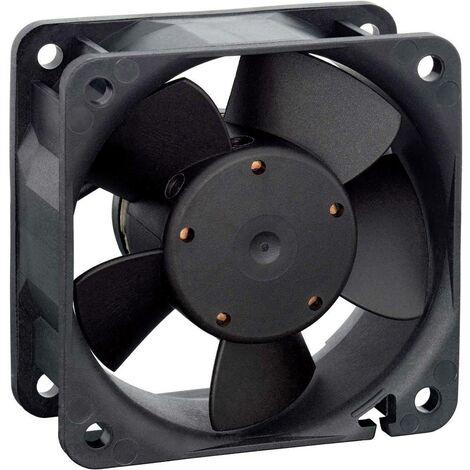 Ventilateur axial EBM Papst 614NGM 9272206011 24 V 32 m³/h (L x l x h) 60 x 60 x 25 mm 1 pc(s)