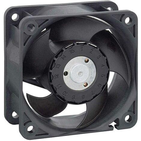 Ventilateur axial EBM Papst 622 L 9292207001 12 V 21 m³/h (L x l x h) 25 x 60 x 60 mm 1 pc(s)