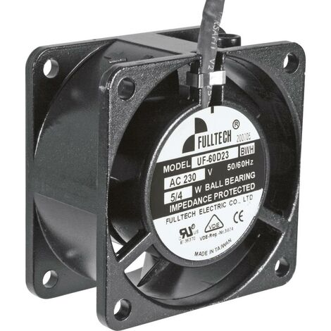 Ventilateur axial SEPA 836048301 230 V/AC 14 m³/h (L x l x h) 60 x 60 x 30 mm 1 pc(s)