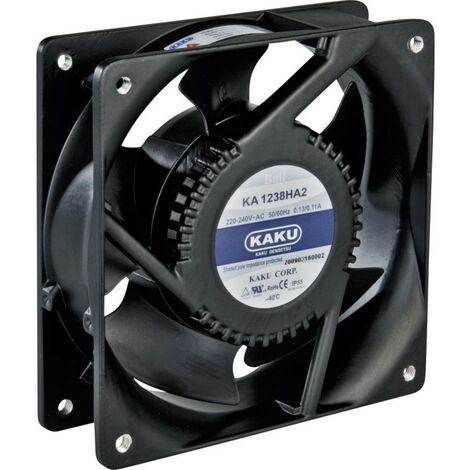 Ventilateur axial SEPA 861258403 230 V/AC 178 m³/h (L x l x h) 120 x 120 x 38 mm 1 pc(s)