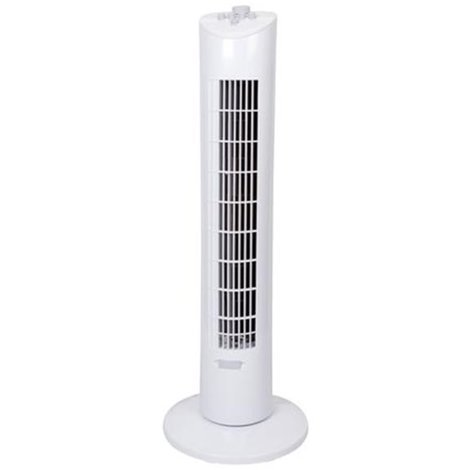 Ventilateur Colonne - 3 Vitesses - Fonction Oscillation - 60 W