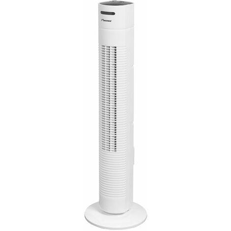 ventilateur colonne 35w 3 vitesses blanc - aft770wrc - bestron