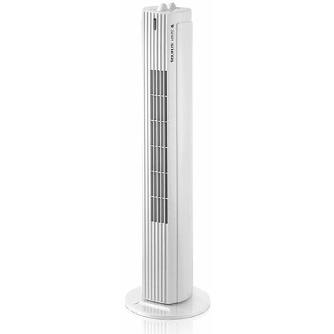 ventilateur colonne 35w 3 vitesses blanc - tf2500 - taurus alpatec