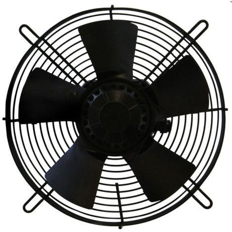 Ventilateur d'aspiration 250 mm 230V Ventilateur axial avec grille de protection