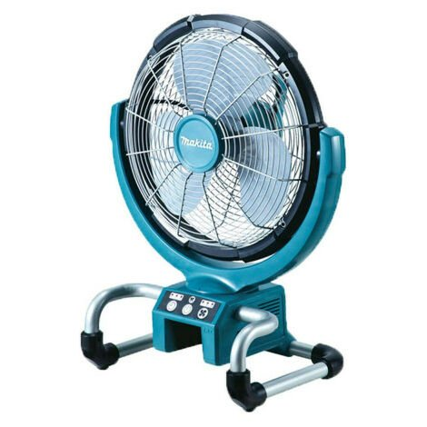 Ventilateur de chantier MAKITA 14.4-18V - sans batterie ni chargeur DCF300Z