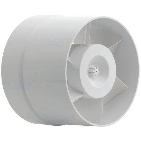 Ventilateur de conduit d'echappement 230 V 100 m3/h 100 mm WIR WK-10 19W