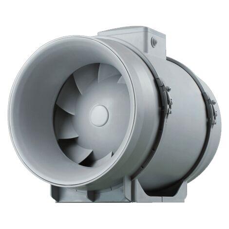 Ventilateur de conduit In Line XPro 100 - 25W - 245m3/h - 32dB - Gris