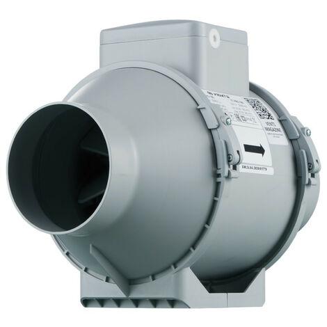 Ventilateur de gaine TT Pro 100 jusqu'à 245 m³/h