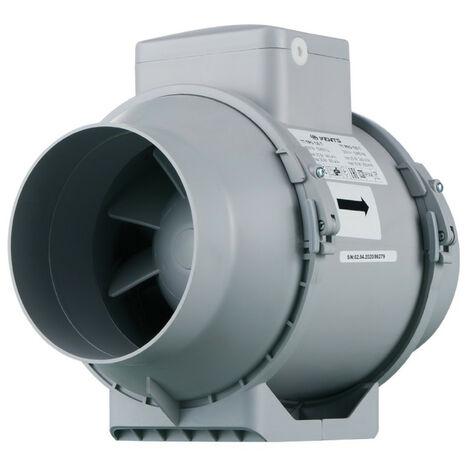Ventilateur de gaine TT Pro 125 jusqu'à 350 m³/h