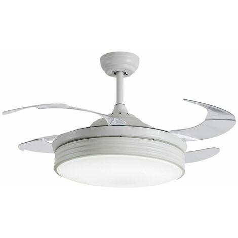 Ventilateur de plafond à pales rétractables SULION 072150
