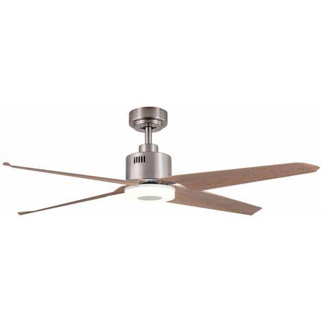 Ventilateur de plafond avec lumière LED SULION 072049