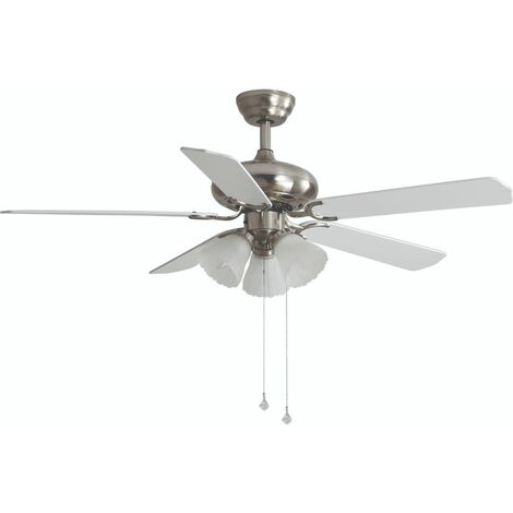 Ventilateur de plafond avec trois lumières SULION 072822