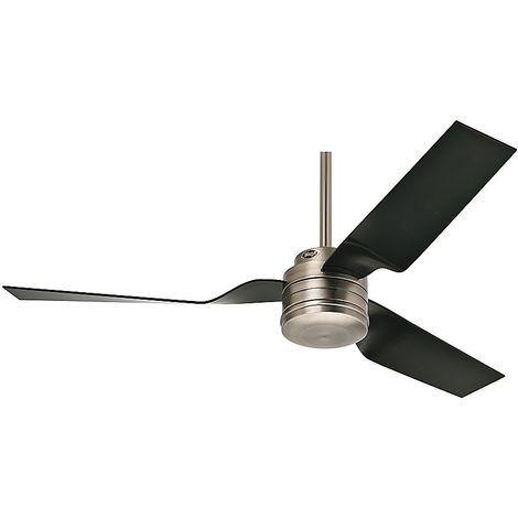 Ventilateur de plafond design pour exterieur, silencieux, moderne 132 cm bronze poli Hunter Cabo frio.